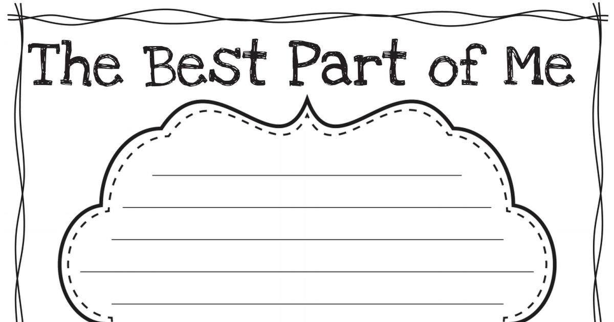 The best part of me pdf