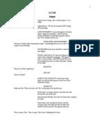 The book of mormon script pdf free