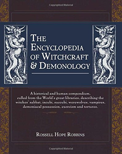 The encyclopedia of demons and demonology pdf