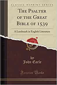 The great bible 1539 pdf