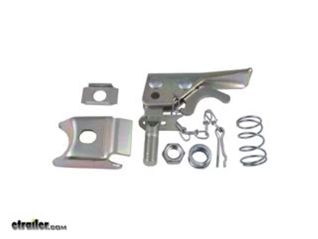 Trailer coupler repair kit instructions