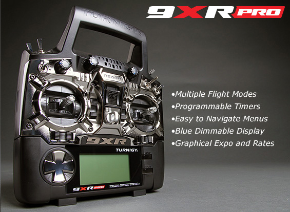 turnigy 9xr pro user manual