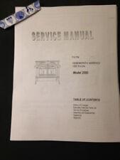 vermont castings encore 2550 manual