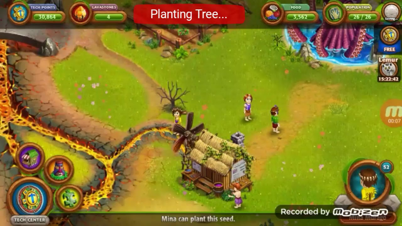Virtual villagers 3 how to make people fish