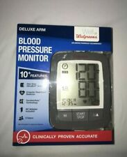 Walgreens wrist blood pressure monitor manual