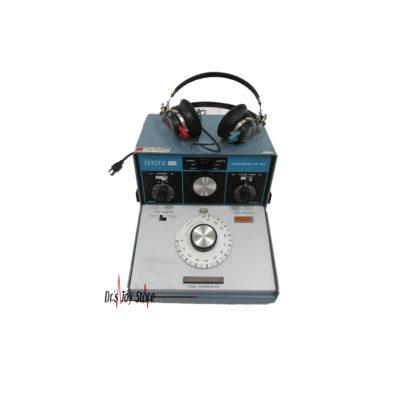 welch allyn audiometer 23300 manual