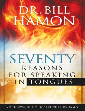 Why speak in tongues pdf