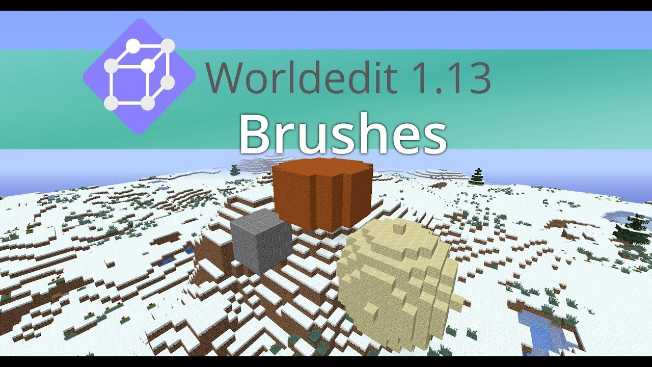 Worldedit how to cancel a brush