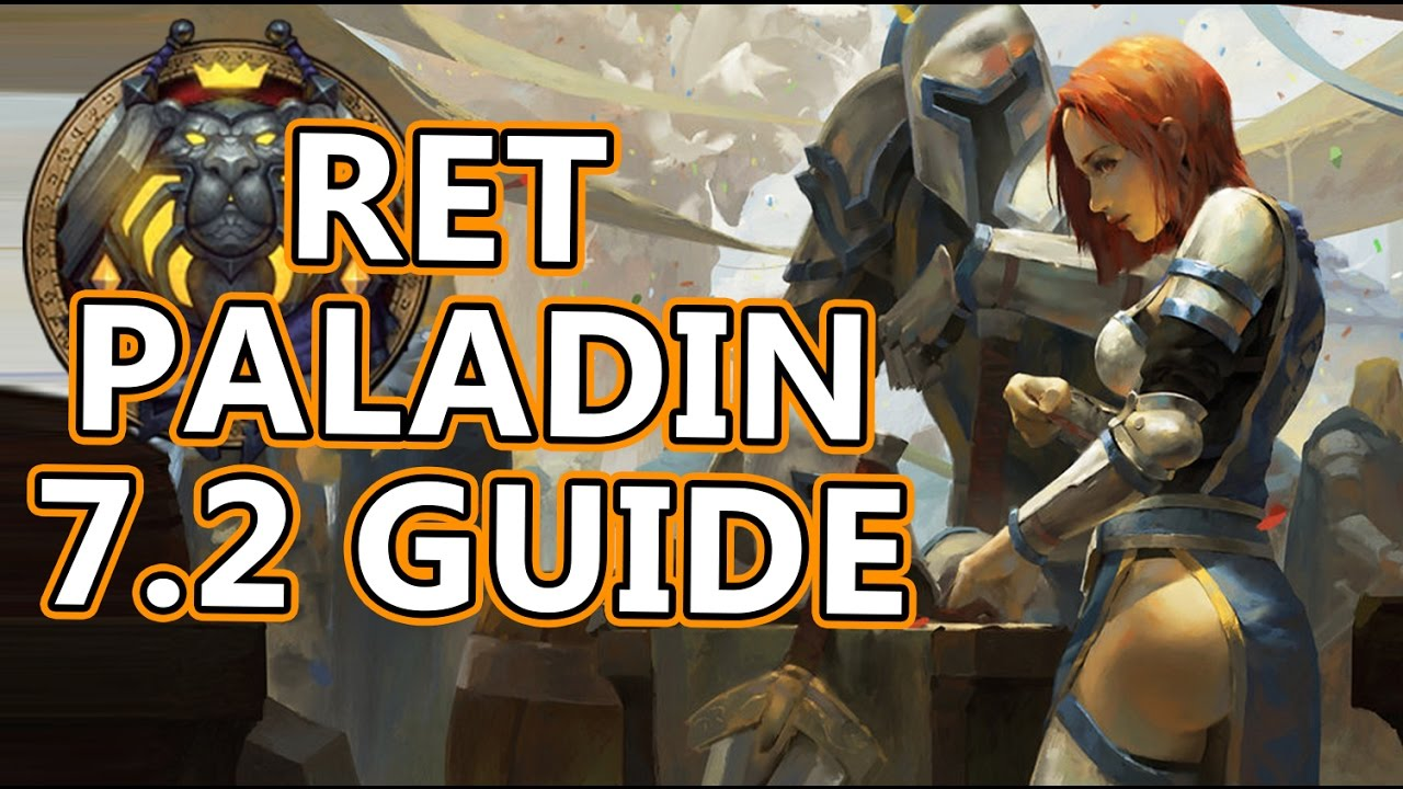 Wow 3.3.5 ret paladin pvp guide