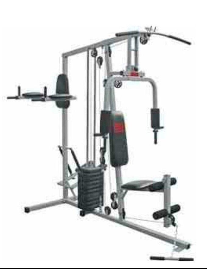 york multi gym assembly instructions